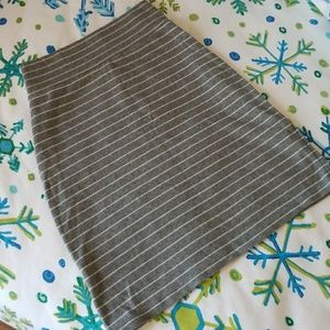 Forever 21 Soft Cotton Mini Skirt